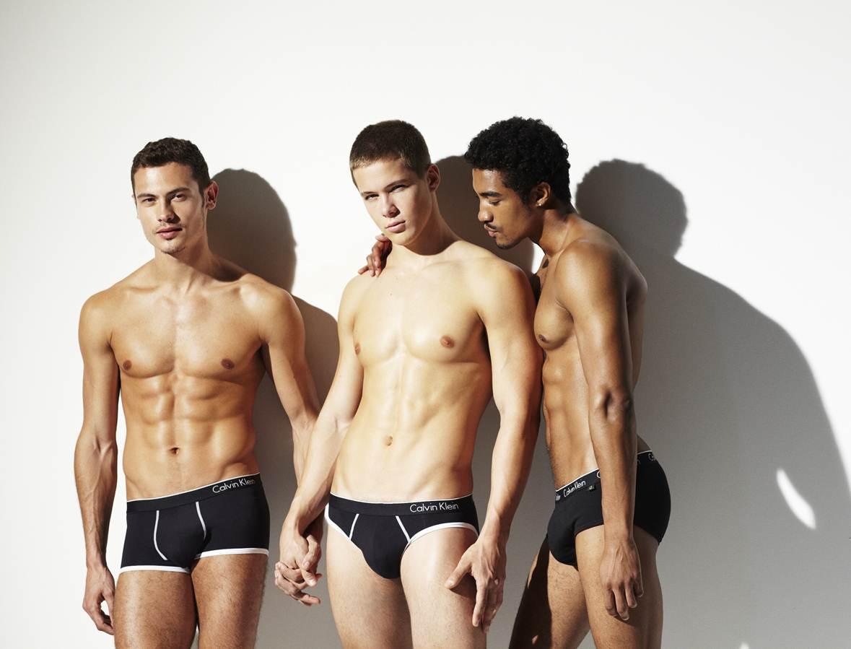 Трусы Calvin Klein – признак мужской красоты